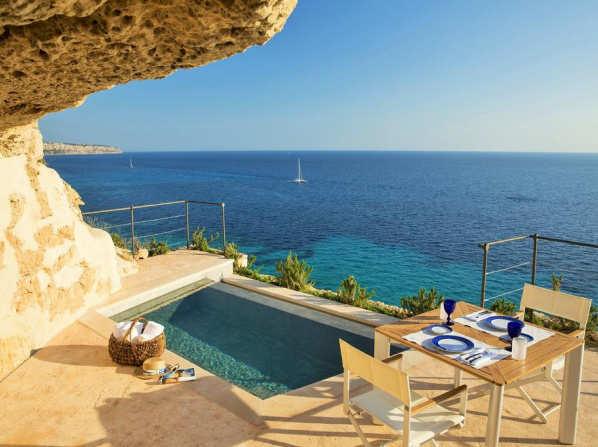 Cap Rocat, a Small Luxury Hotel of the World