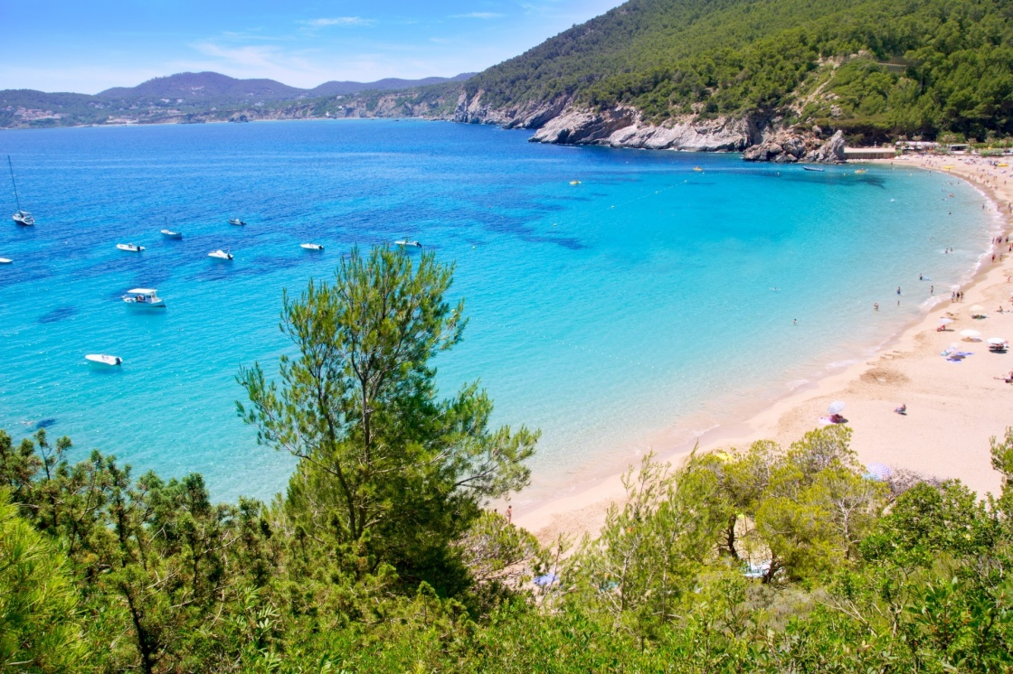 Beaches in the Balearic Islands